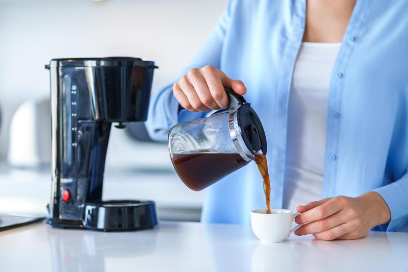 Elektryczna kawiarka do parzenia kawy