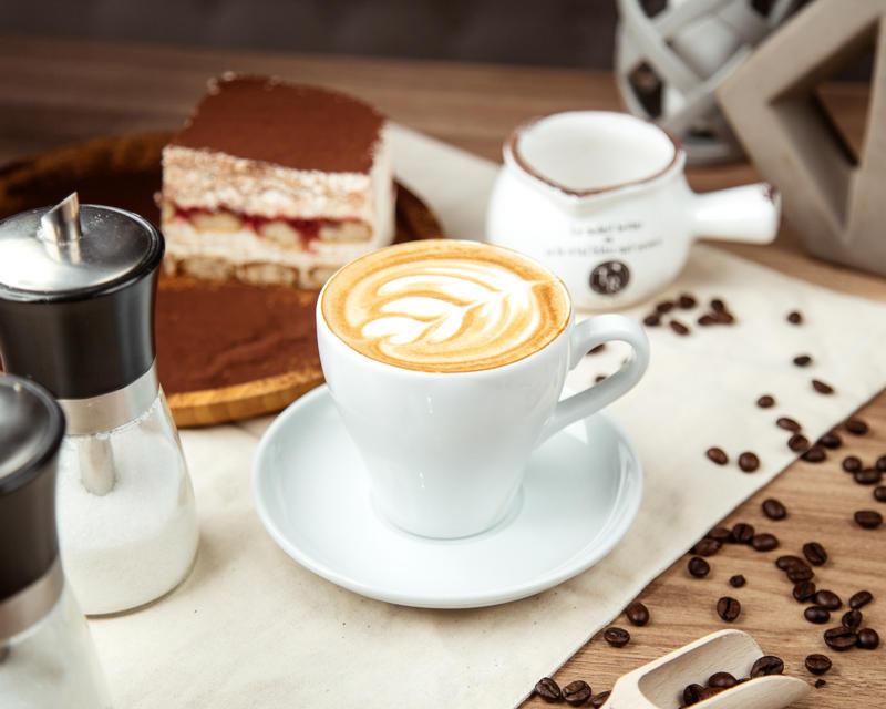 Kawa z elektrycznej zaparzarki
