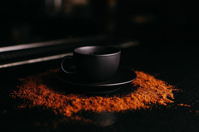 ekspres przelewowy z młynkiem do kawy