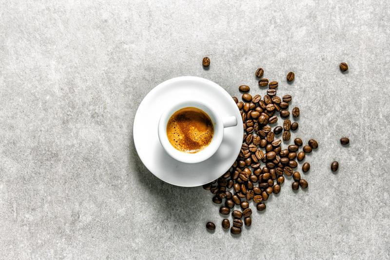 Espresso doppio - podwójne expresso